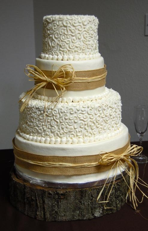 Da Da Daaaa - THE CAKE.
