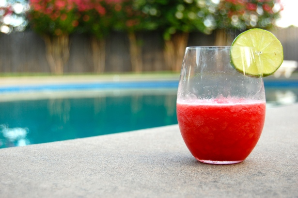 Watermelon Slush.