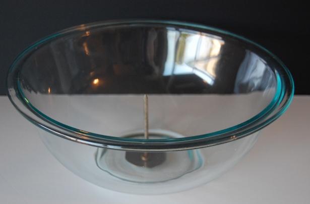 Pyrex Bowl Baking