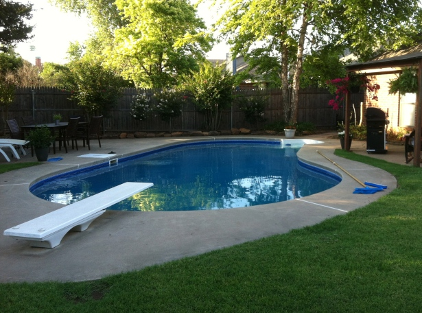 I will post some before/after pictures of our backyard sometime. Crazy difference!